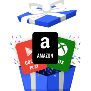 gift card present